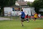 Gemeinsames Training für das Benefizspiel am 22.06.2011